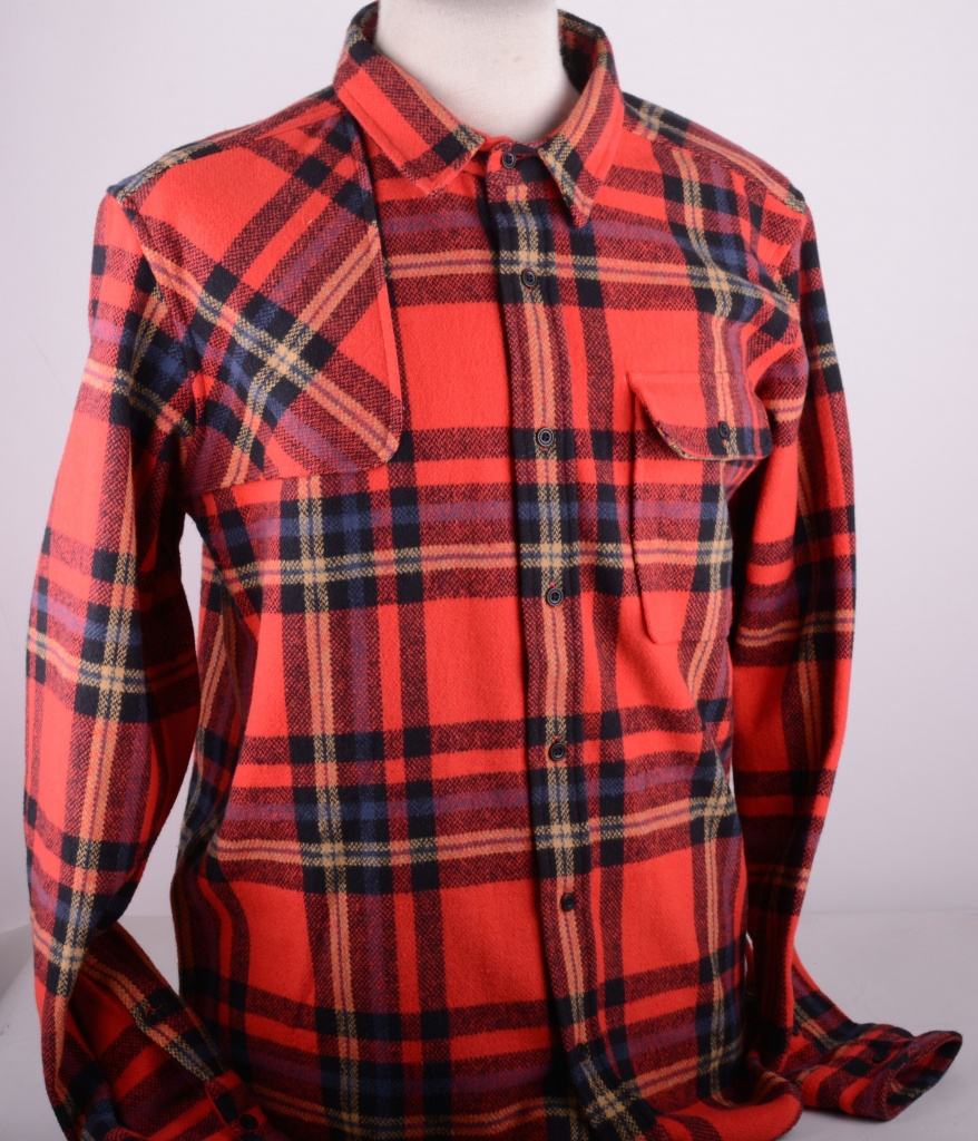 Prestonburg Flannel Red