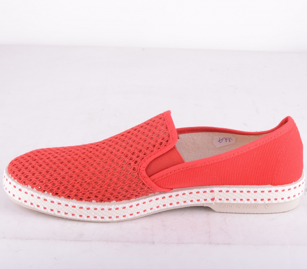 Rivieras Mech Shoe Red