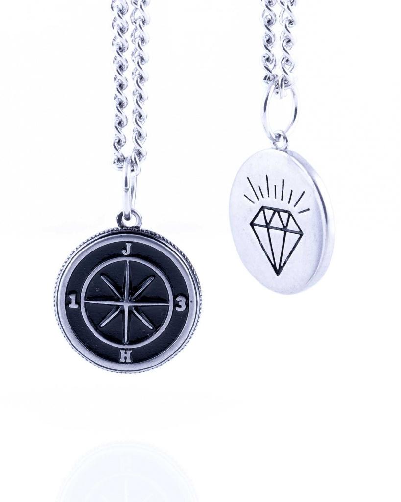 Saraj Silver Necklace