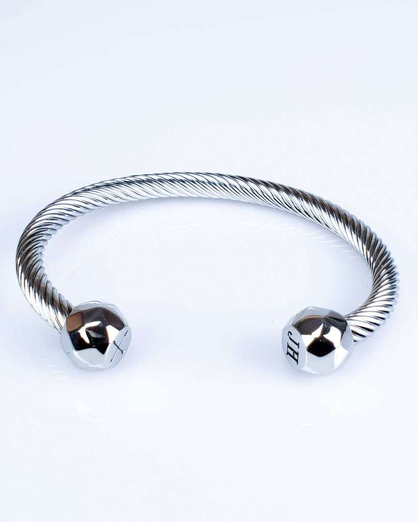 Sid Silver Armband