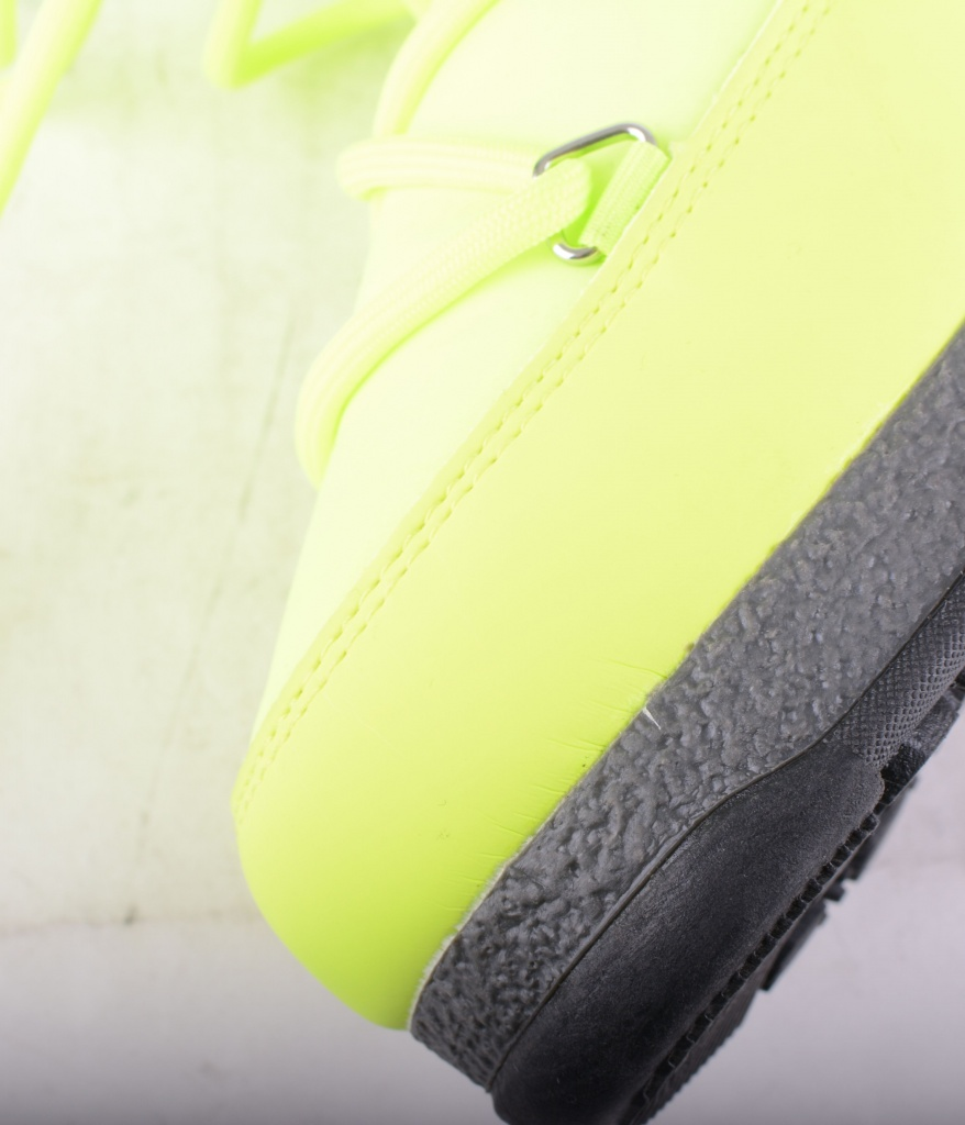 Snowflake Low Neon Yellow