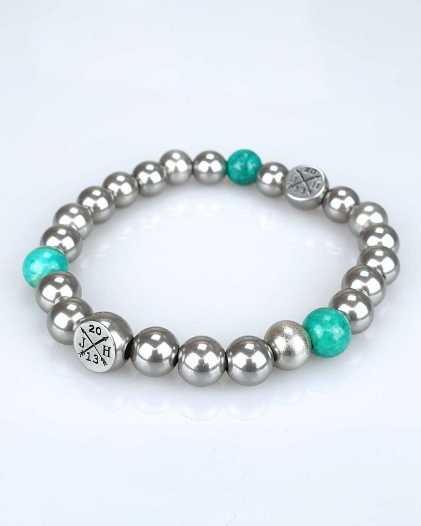 Sverker Silver Bracelet