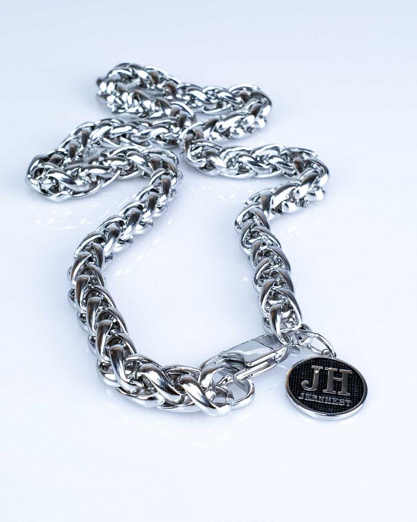 Vilnius Silver Necklace