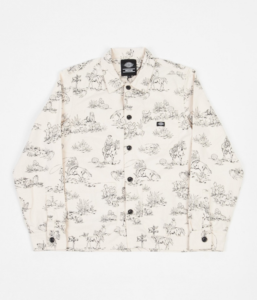 Sibley Shirt-White