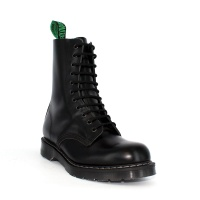 11 EYE DERBY BOOT Black