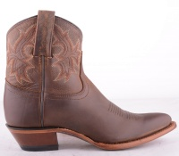 6007L Brown Low Boot