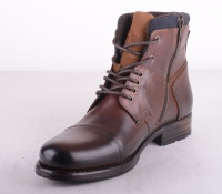 Camel Lined Boot
