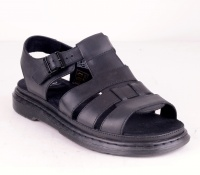 Carolyn II Black Sandal