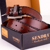 8563 Dark Brown Belt
