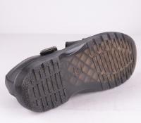 Fenton Black Sandal