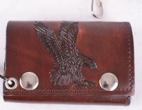 Wallet Brown Eagle