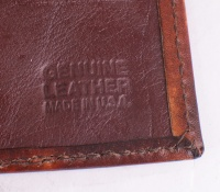 Brown Wallet Eagle
