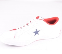 One Star OX Whit/Red/Navy