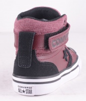 Junior One Star HI Burgundy/Black