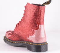 Pascal Glitter Flame Red