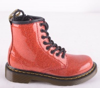 1460 Red Glitter Junior