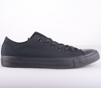 All Star OX Black Mono