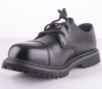 Regent CS Black Steeltoe