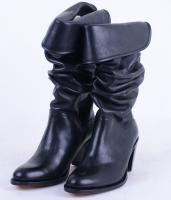 6852 Sendra Heel Black