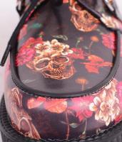 Viva Creeper Skull & Roses
