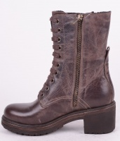 162 Zip Boot Brown