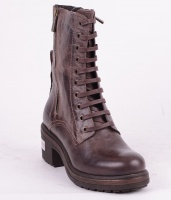 162 Zip Boot Brown