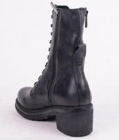 Zip Boot Black 162