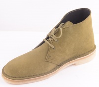 Clarks Desert Boot Green