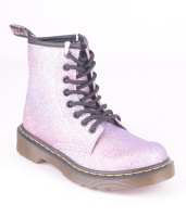 Delaney Pink Glitter Junior