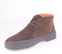 Original Dark Brown Suede 32