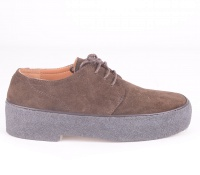 Original PlayboyW Brown Suede 11