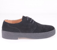 Original PlayboyW Black Suede 11