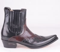 9396 Fl.Negro/Fl.Cherry Boot