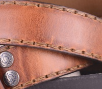 8563 Belt Evolution Tan