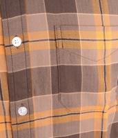 Standard Shirt Herringbone Mustard