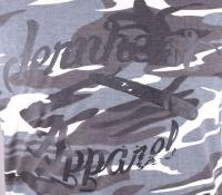 Vintage Logo Camo Tee