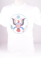 MICC68 Eagle Tee White