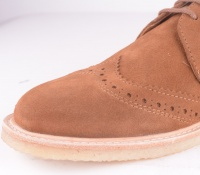 Original City Rust Suede Brogue 54