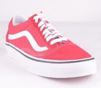 Old Skool Crimson Red/Wht