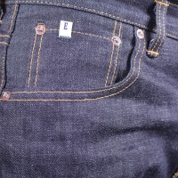 E-Standard Regular Tapered Raw-State