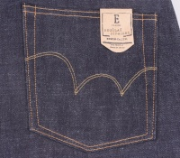 E-Standard Tapered Raw State Kaihara