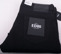 ED-80 Black with Red Selvage