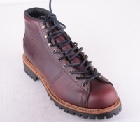 1901 G40 Cordovan Lace To Toe Boot