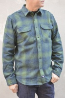 Glenmora Shirt Blue/Green