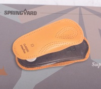 Leather Arch Mini Insoles
