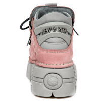 106-S20 Nubuck Pink Tower