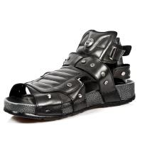 M-BIO17-S1 Italy Negro Sandal