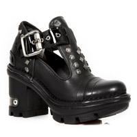 NEOTYRE02-S2 Negro Sandal