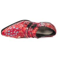 NW2288-S20 Red Textil Flower