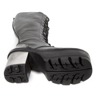 14eye Platform Boot Black